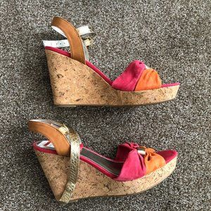 ALFANI JANEIRAORG WEDGE SANDALS